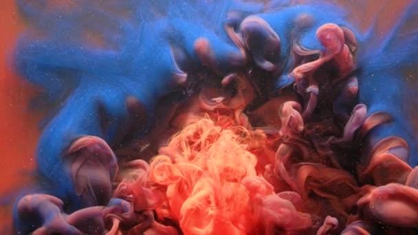 Paint Motion elvarázsolt méreg Barack kék felhő