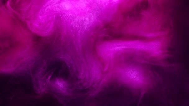 füst felhő mozgás bíbor rózsaszín gőz áramlás lila