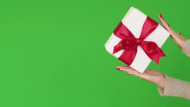 ünnep ajándék karácsonyi ajándék szállítási meglepetés
