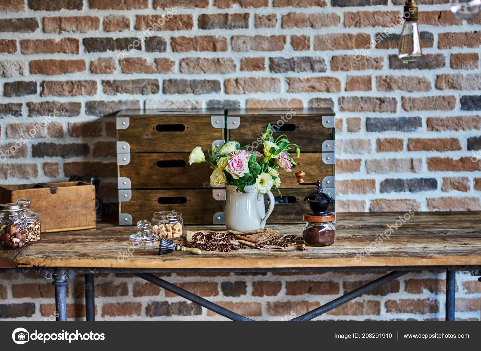Still Life Kitchen Jar Sugar Cubes Coffee Beans Ideas