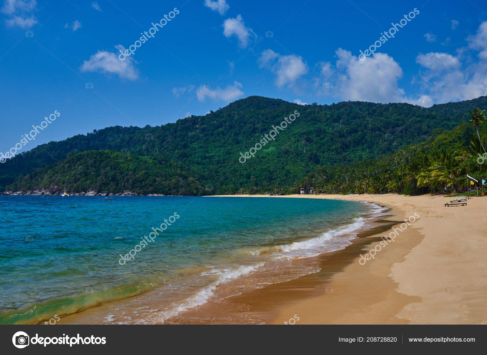 Pictures Wallpaper Of The Beach Beach Scene Tropical