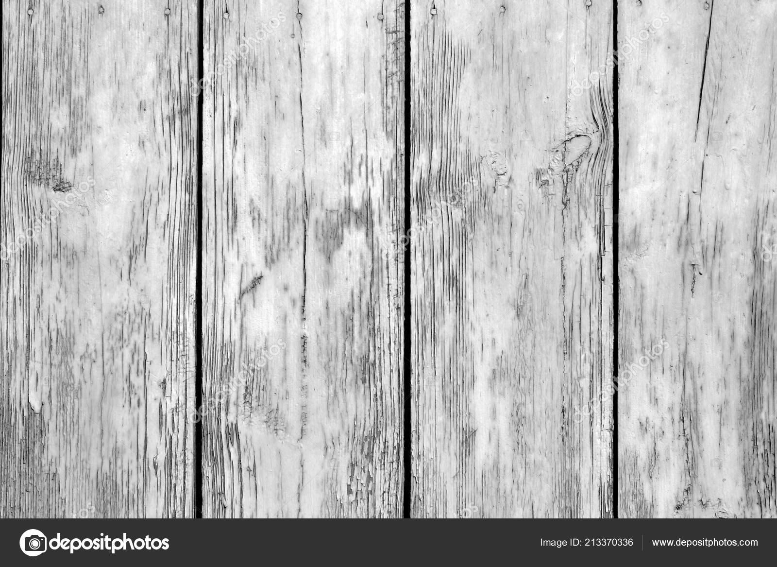Legno Bianco E Nero : Vecchio grunge staccionata legno bianco nero astratto struttura