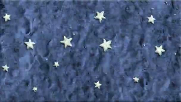 Hvězdné noci z hlíny v Stop-Motion