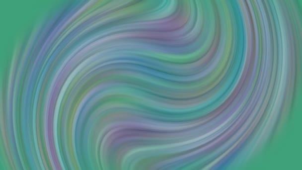 Kroucení barevného pozadí v bezešvé smyčce