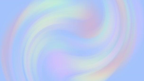 Hladké jasné barevné pozadí v bezešvé smyčce