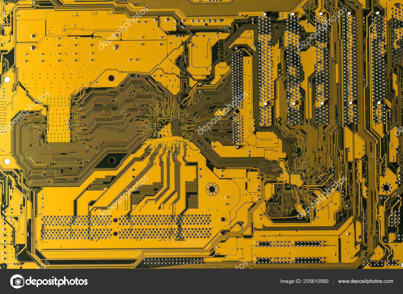 Close View Circuit Board Background Stock Photo Fotofabrika Up Of By