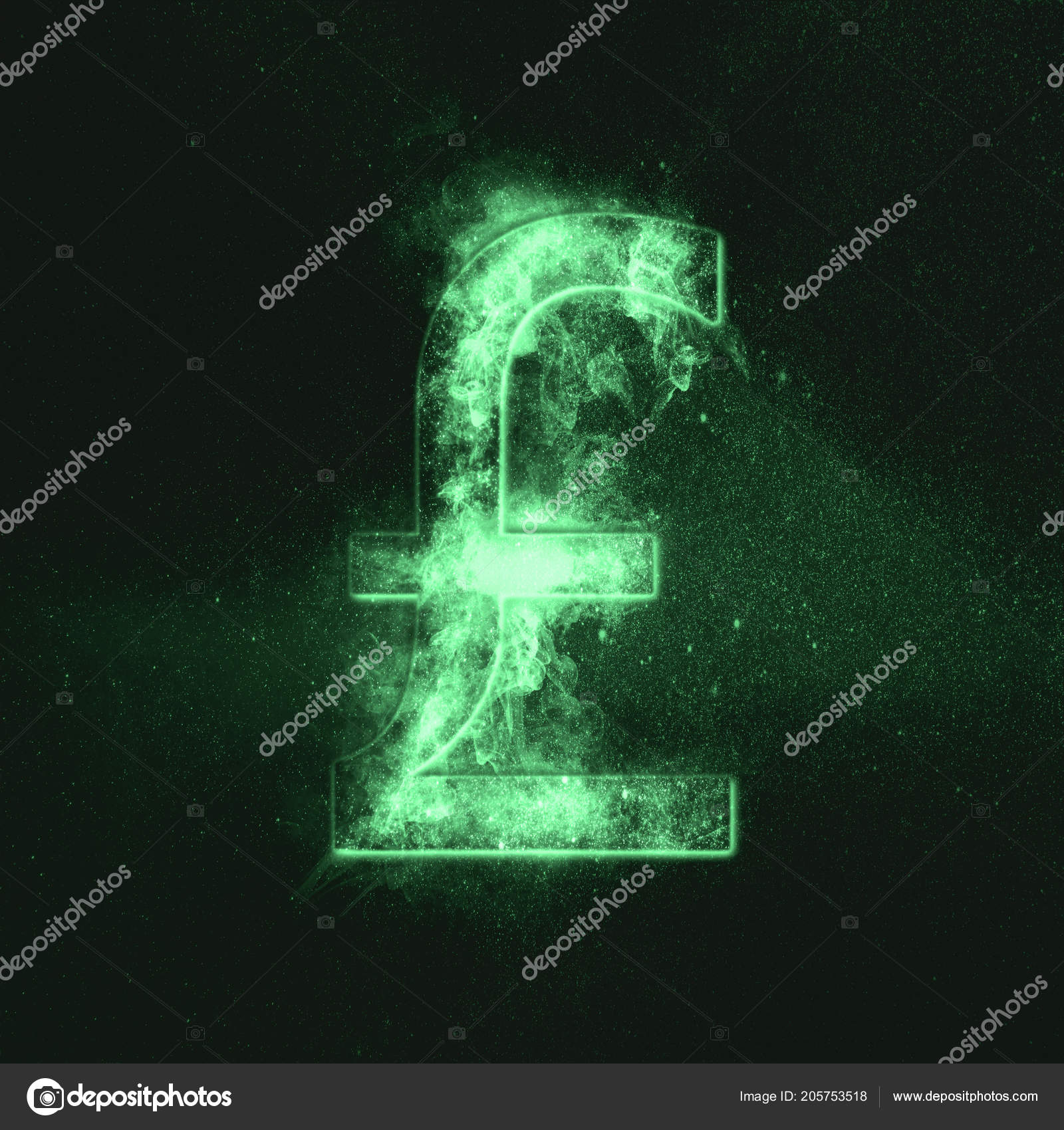 Pound Sterling Sign Pound Sterling Symbol Monetary Currency Symbol