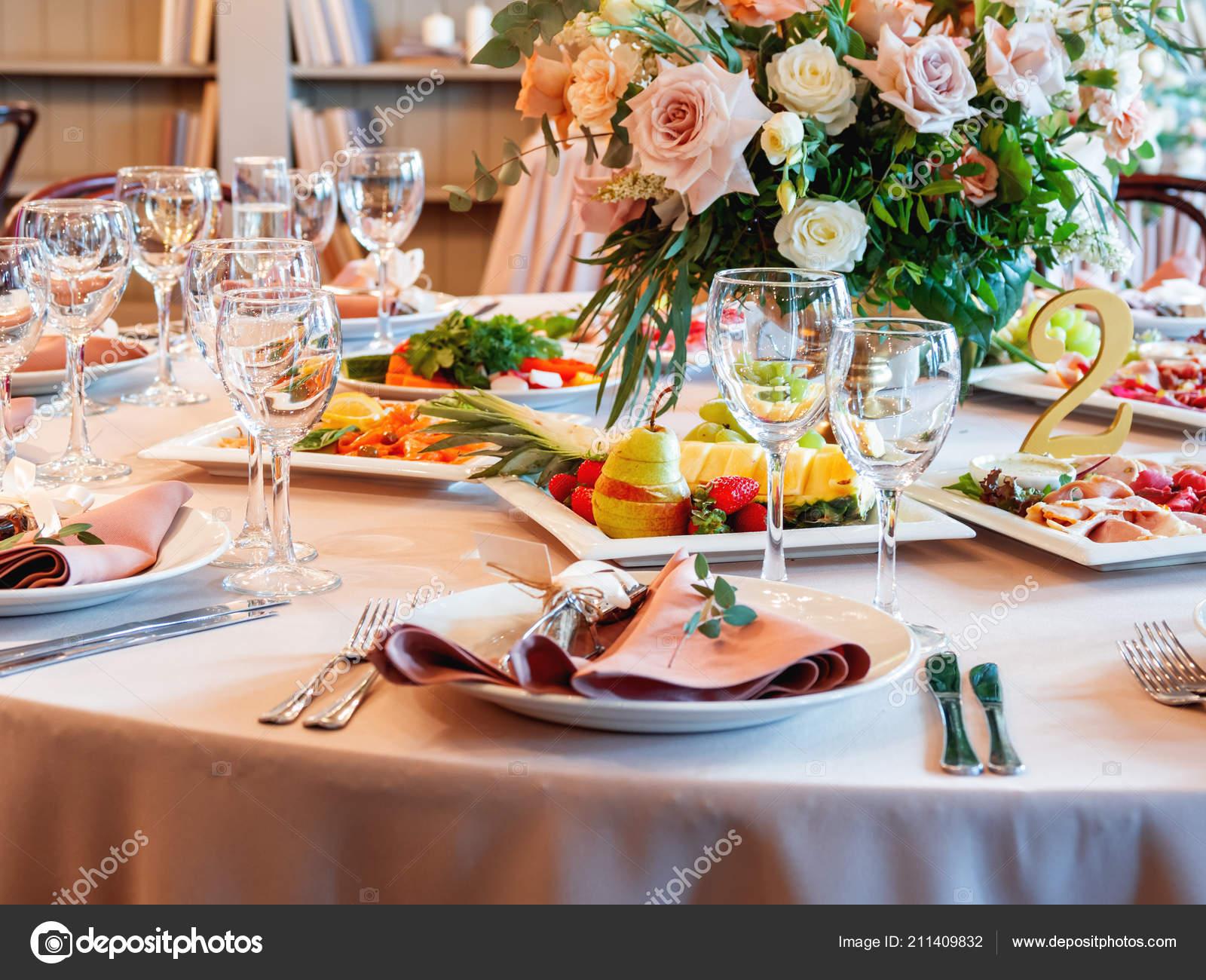 свадебные закуски и салаты