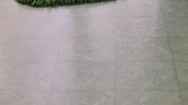 Mop na prach vytírání podlahy