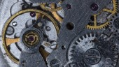 mix of old clockwork mechanical watches, high resolution and detail
