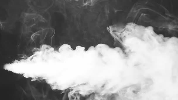Füsthatás. Stúdiófelvétel. Füstgép.