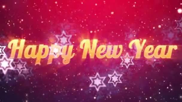 šťastný nový rok pozadí