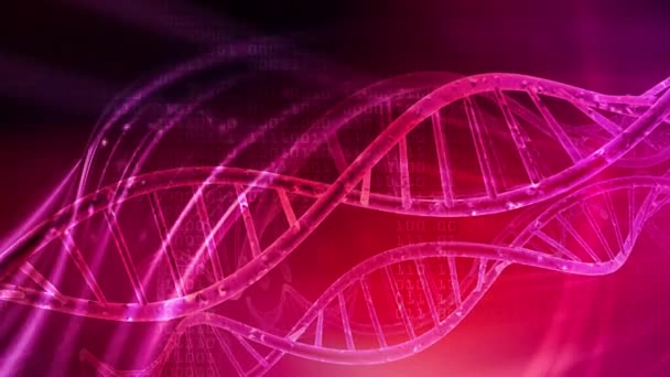 DNA strand medical and genetics background