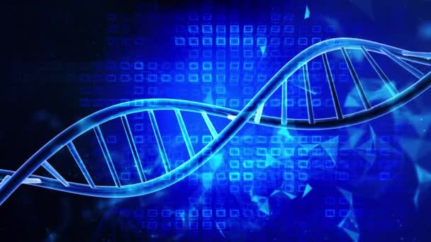 DNS kettős spirál orvosi háttér