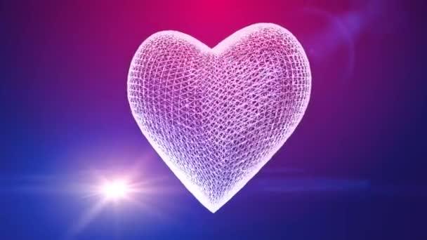 St. Valentines Herz Hintergrund