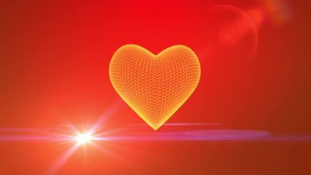 st valentines herz hintergrund