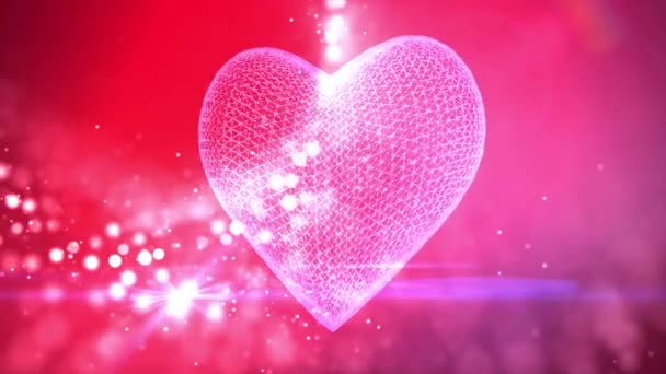St valentinky srdce pozadí