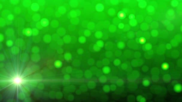Zöld absztrakt St Patrick háttér