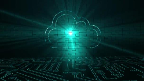 Výpočetní technika, tech ukládání dat v cloudu