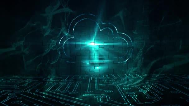 Cloud Computing Technologie, technologische Datenspeicherung
