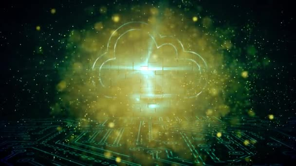 Cloud-computing-Technologie, Tech-Datenspeicherung
