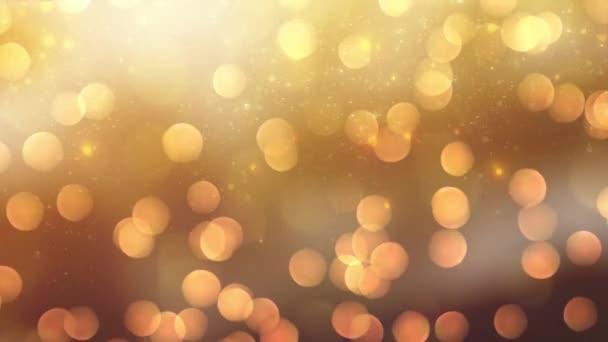 Arany csillámrészecskék siker háttér