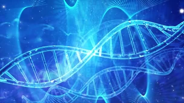 Abstract medical genetics DNA background