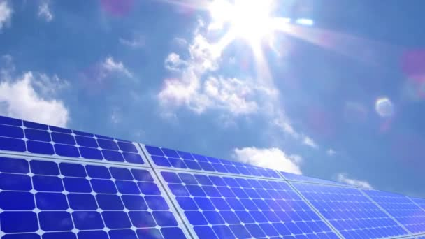 Fotovoltaické solární panely pro udržitelnou ekologickou energii