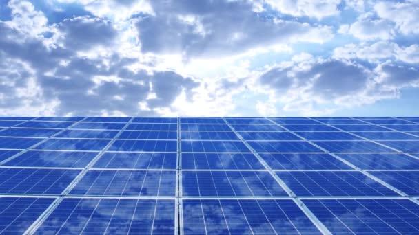 Fotovoltaické solární panely zelená energie