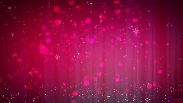 Jiskřivý vánoční stromek. Zimní dovolená pozadí