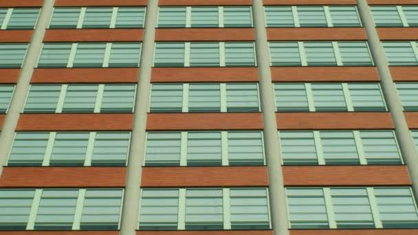 Olomouc, Česká republika, 29 února 2019: Baťa Zlín administrativní mrakodrap postavený v roce 1938 České republice, kulturní památka, stavební památka, významné památky, obuvnické firmy