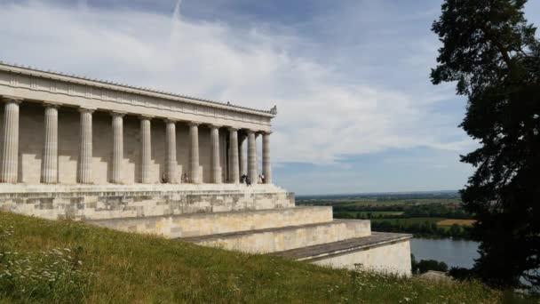 neoklassizistischer tempel walhalla, regensburg