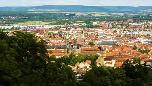 Zeitraffer der Stadt von Altenburg bis Bamberg