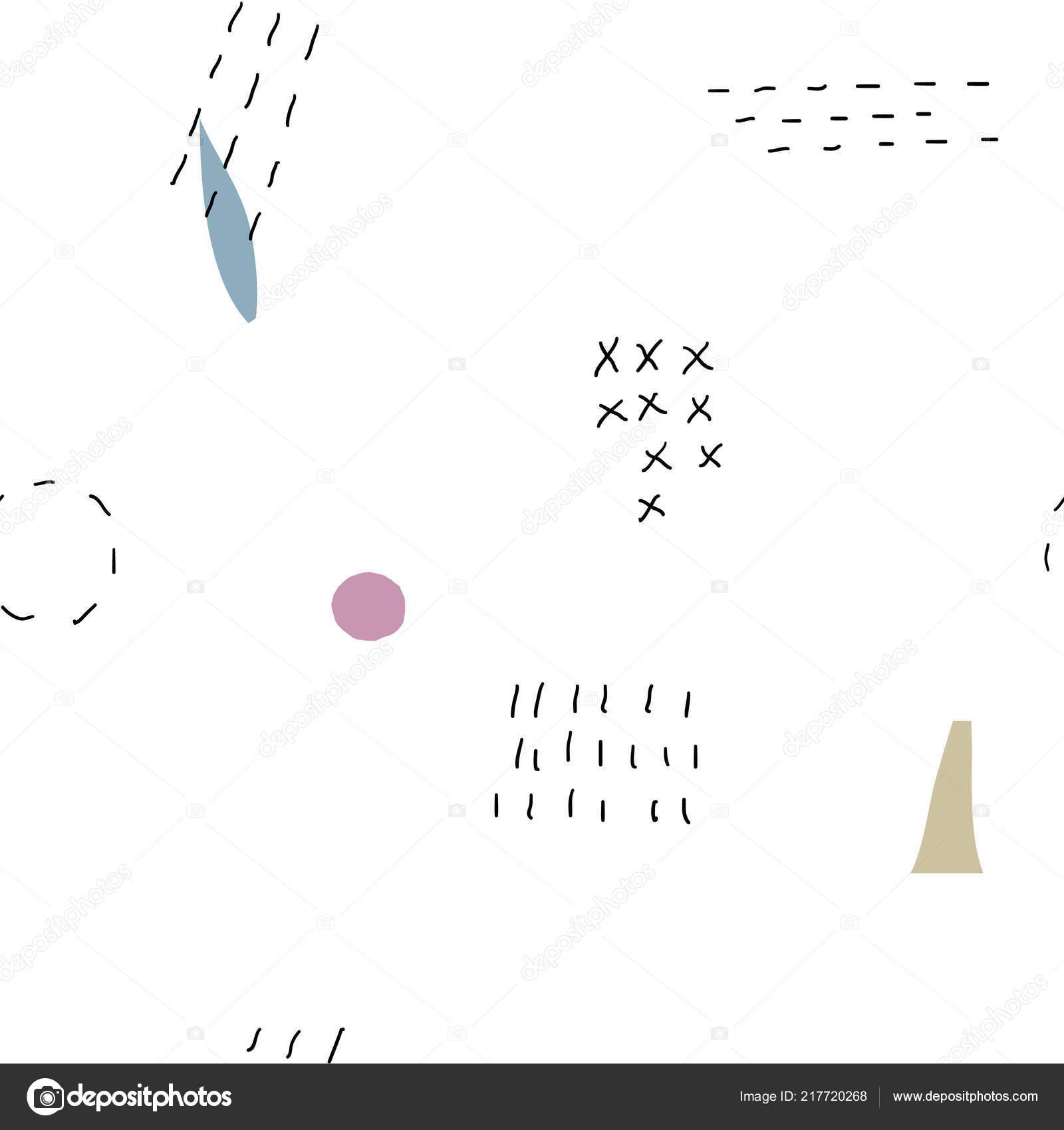 Nahtlose Muster Abstrakt Stickerei Inspiration Grafikdesign