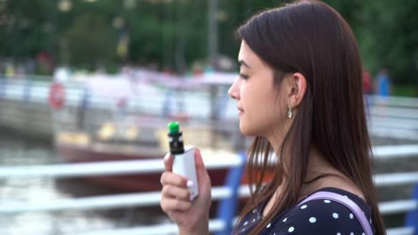 Hluboká kouření videa