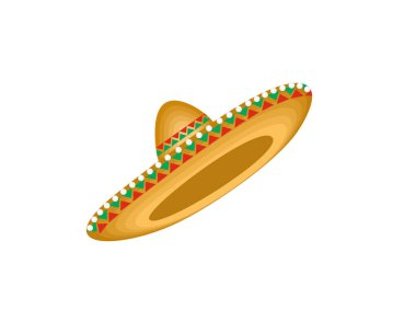 Sombrero Mexican hat decor
