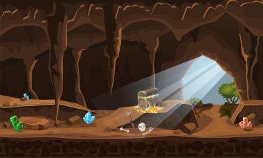 treasure caves 2 flash game