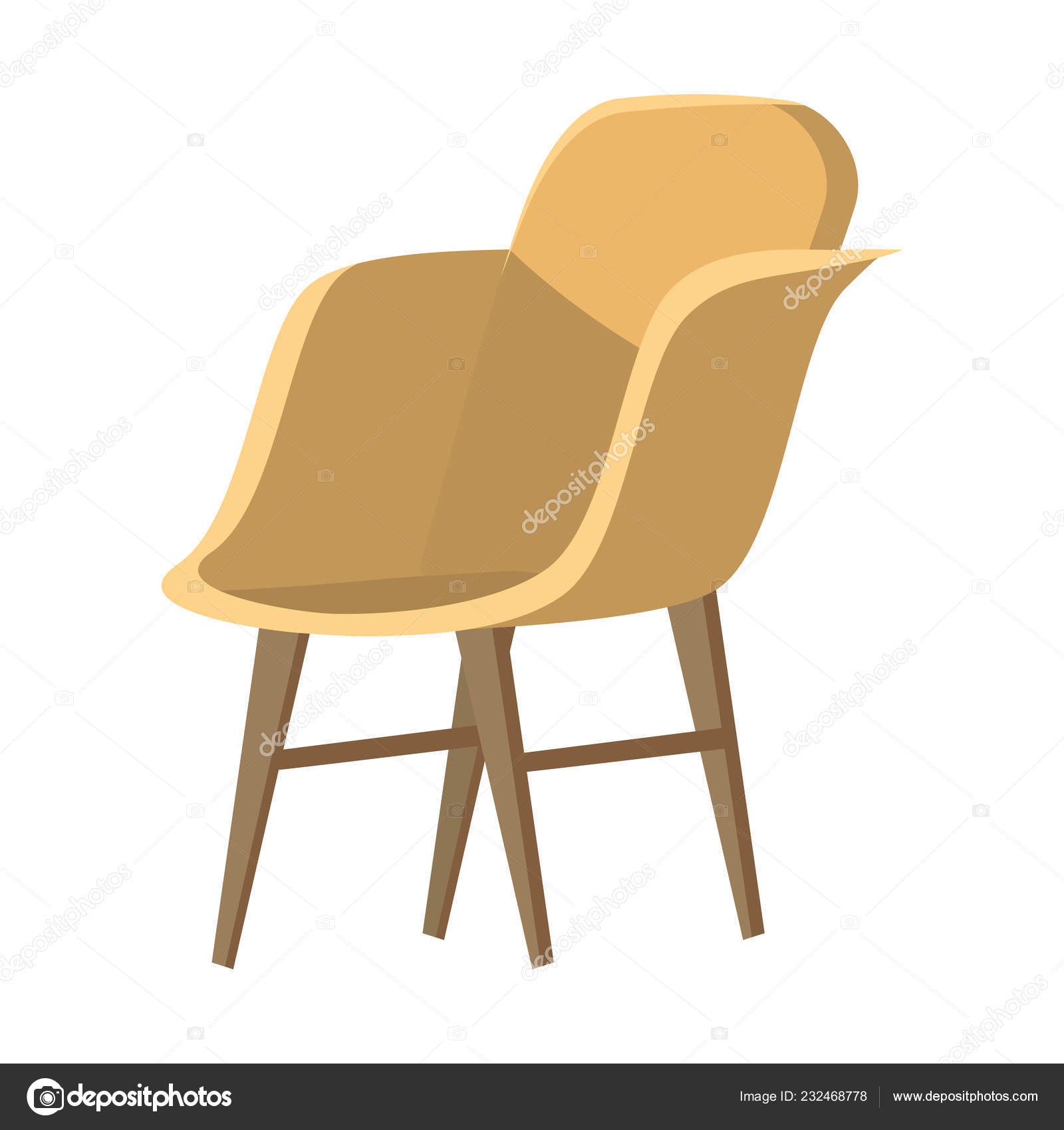 Niedliche Mobel Sessel Und Sitz Hocker Stuhlentwurf Moblierte