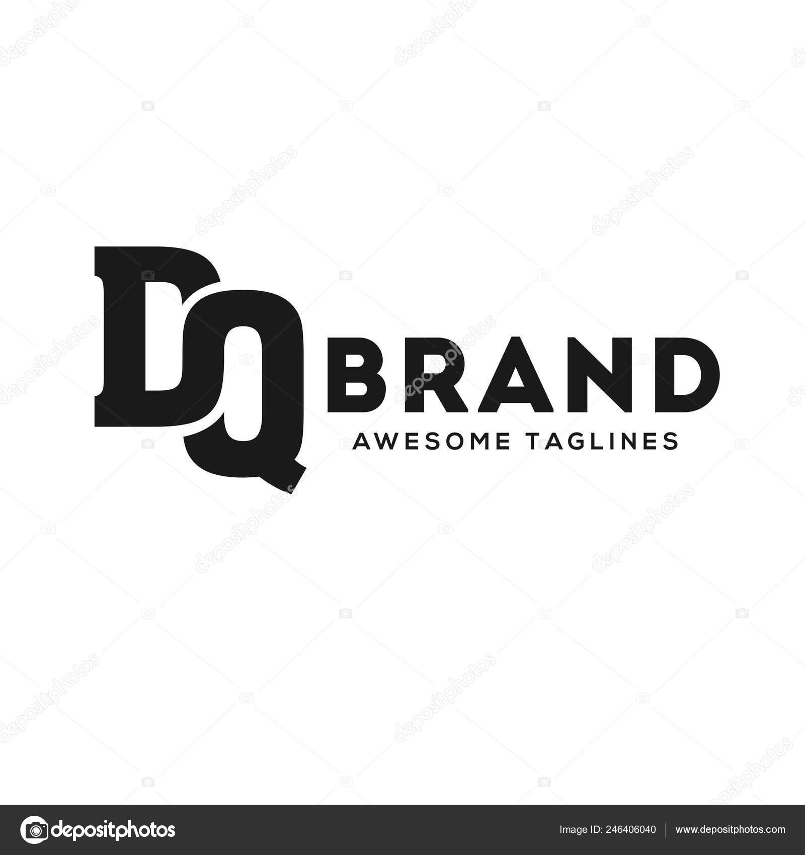 Creative Letter Monogram Strong Bold Logo Vector Concept Stock Vector C Krustovin 246406040