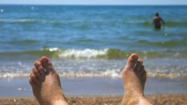 Лето море солнце пляж ипорно видео