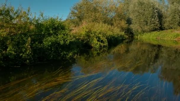 Řeka Stour, Canterbury, Anglie, Velká Británie