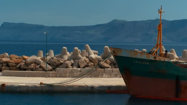 Kissamos Port, Crete, Greece