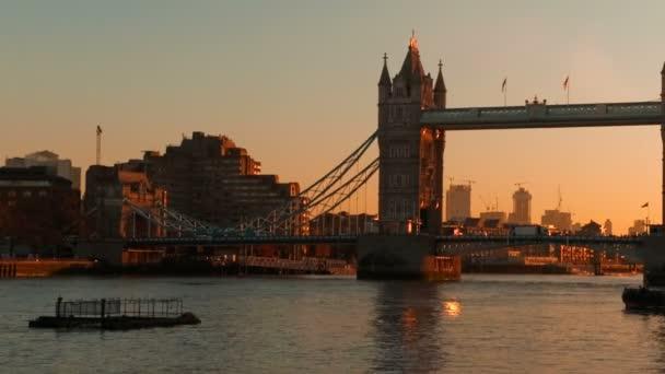 Tower bridge, Londýn, Anglie, Velká Británie