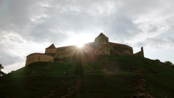Medieval Castle of Rasnov