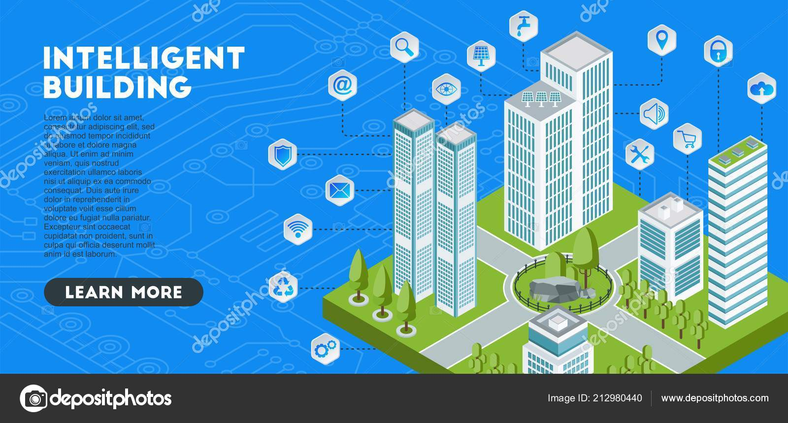 intelligent buildings How low-voltage electrical and communications devices are pairing with information technology infrastructure to create smart building networks.