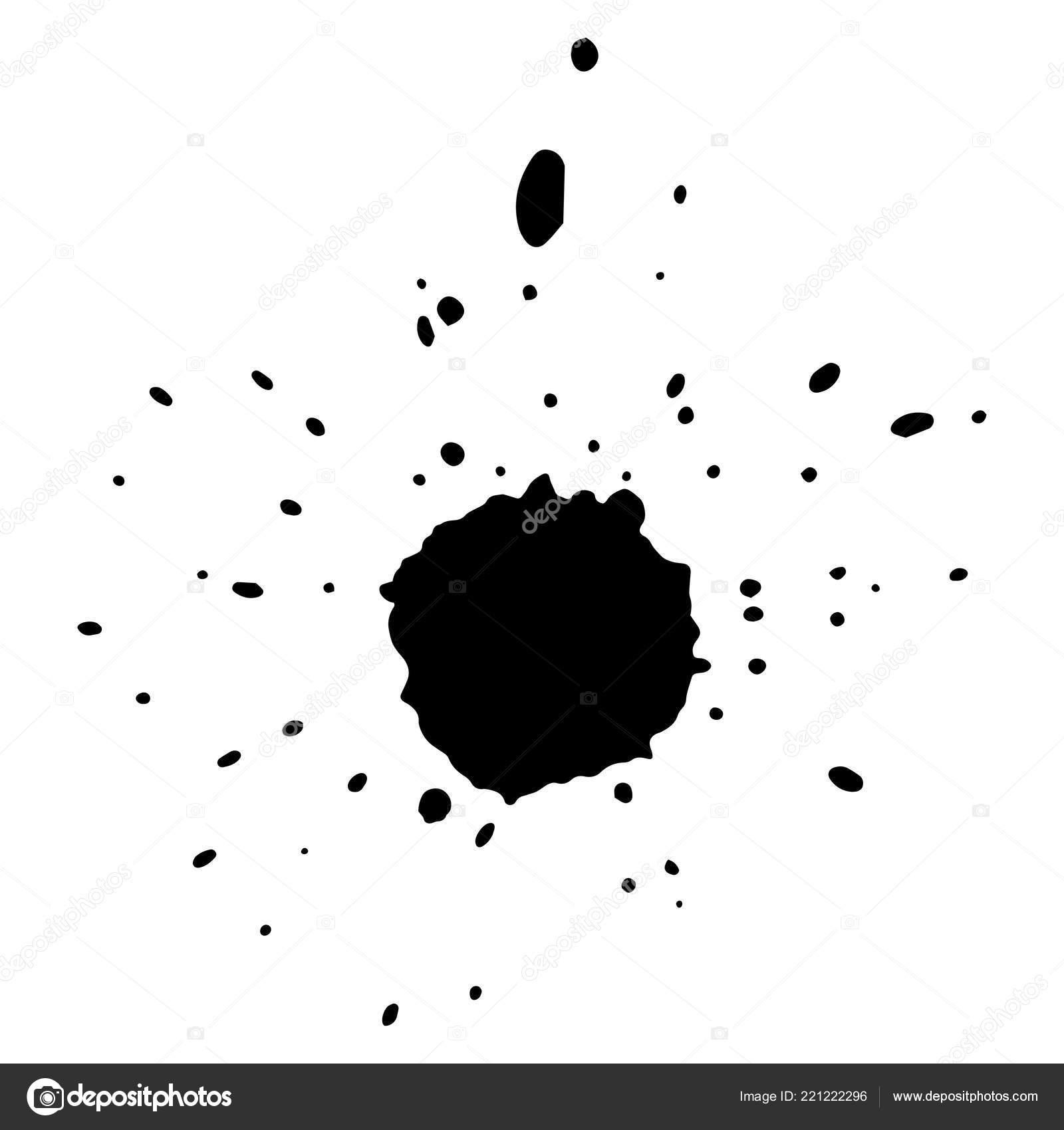 Zdarma černé stříkance