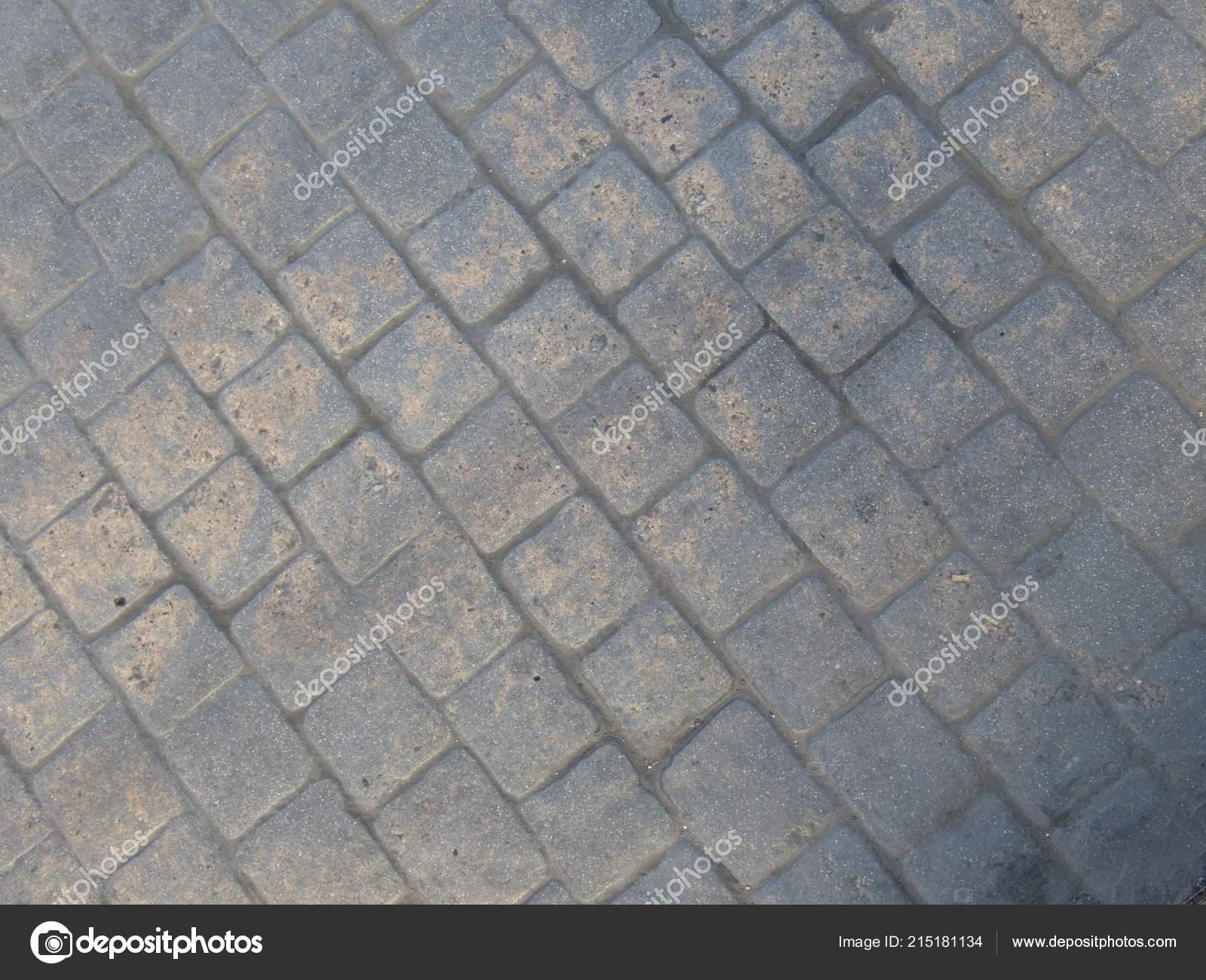 Dettaglio della struttura pavimento piastrelle cemento u foto