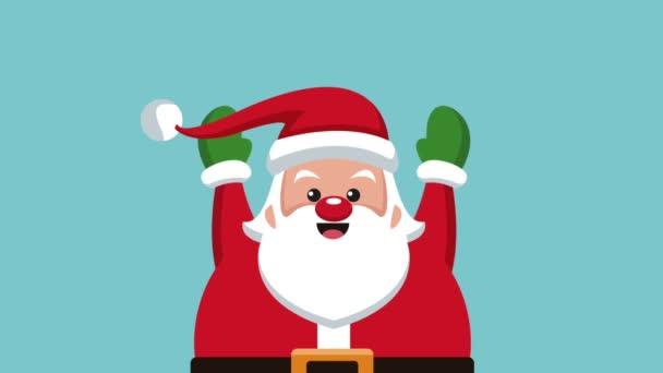 Weihnachten Hd Bilder.Weihnachtsmann Und Weihnachten Hd Animation