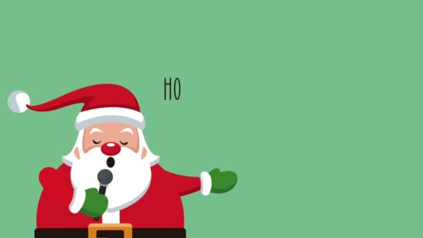 Santa Claus And Christmas Hd Animation Stockvideo Jemastock