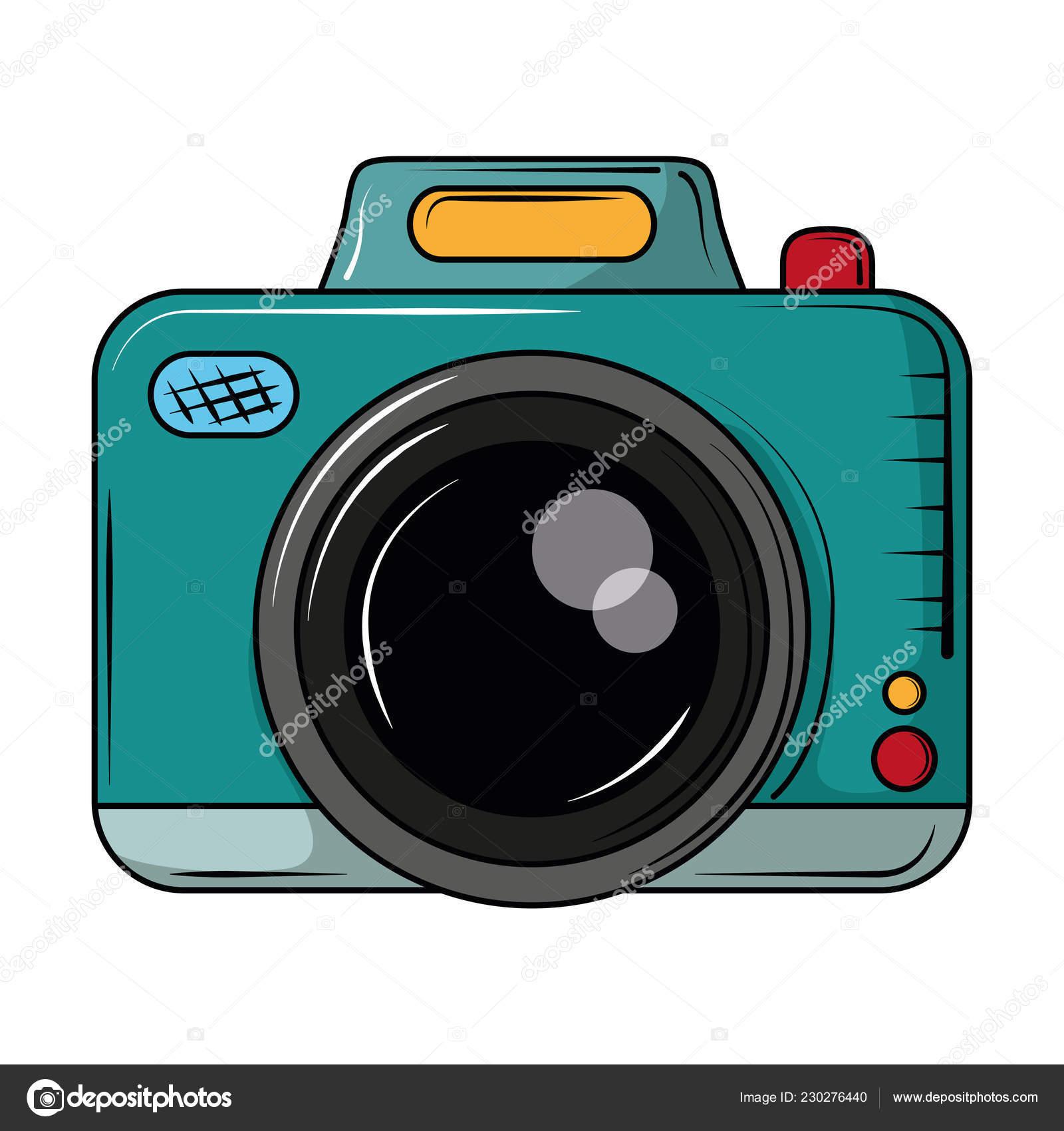 Vintage Photographic Camera Stock Vector C Jemastock 230276440